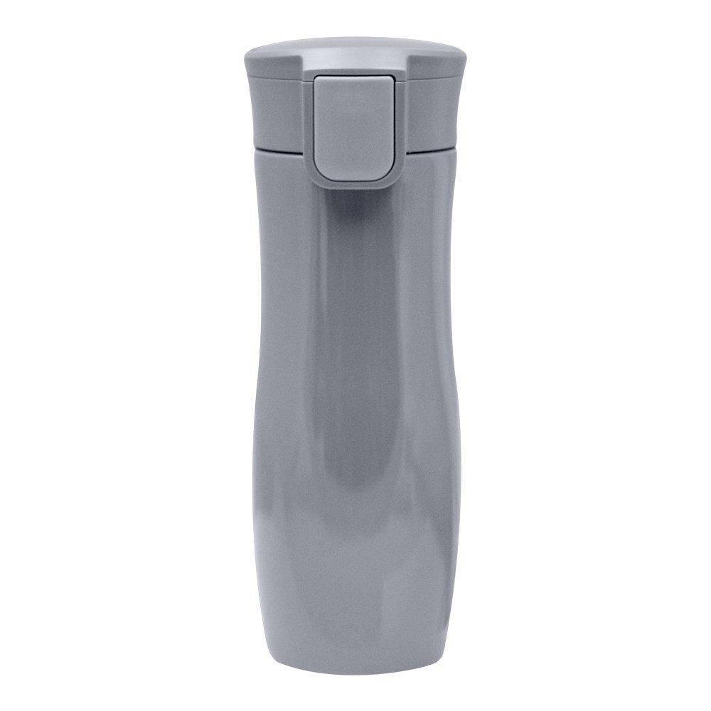 Термокружка вакуумная герметичная Portobello, Lavita, 450 ml, покрытие глянец, серая