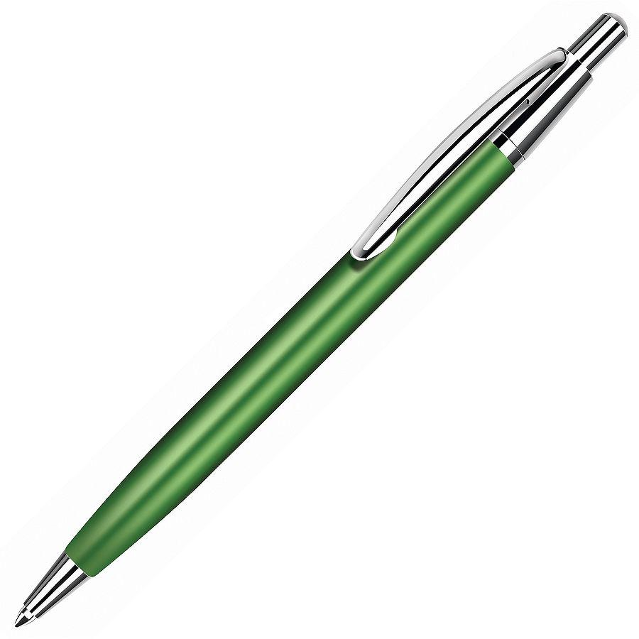 EPSILON, ручка шариковая, желтый/хром, металл