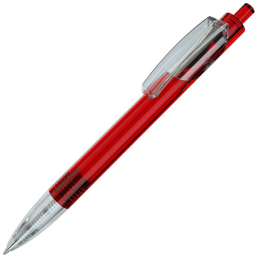 TRIS LX, ручка шариковая, прозрачный желтый/прозрачный белый, пластик