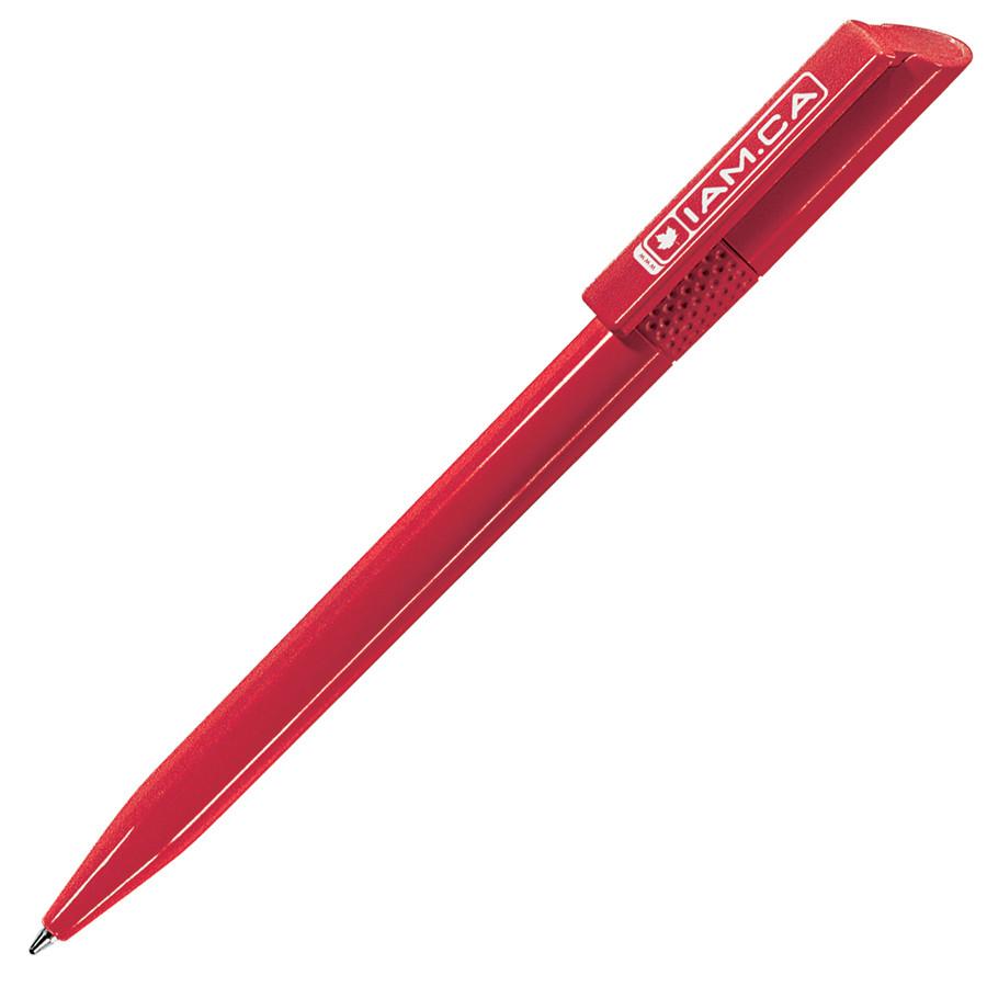 TWISTY, ручка шариковая, белый, пластик