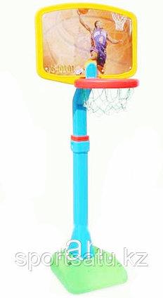 Детская площадка, Баскетбол JS-0101