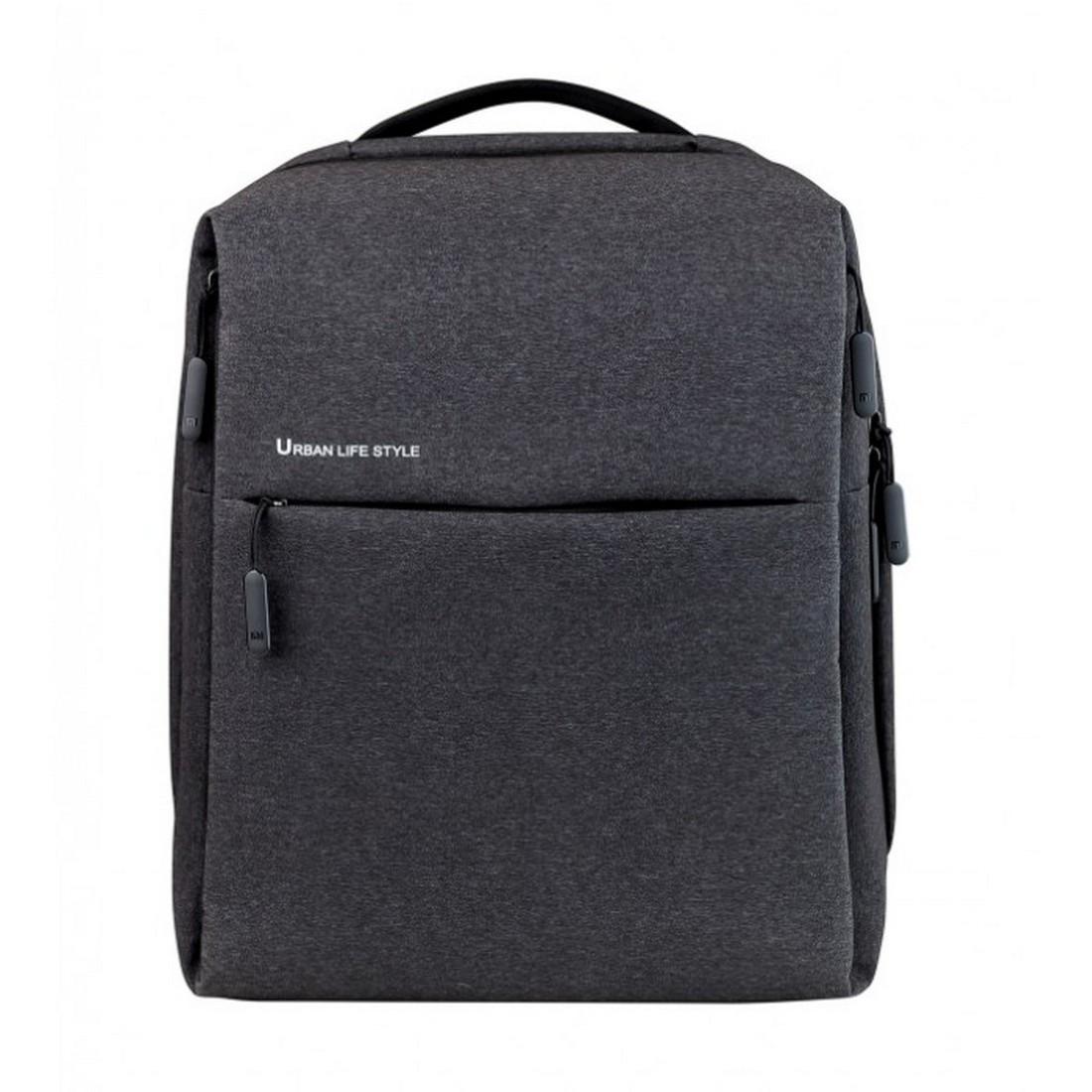Xiaomi ZTB4027СN/ZJB4067GL Рюкзак для ноутбука Mi City (Urban) Backpack, 39*30*14 см, Чёрный