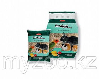Padovan Наполнитель SANIPET profumato кукурузные гранулы д/грызунов (10л)