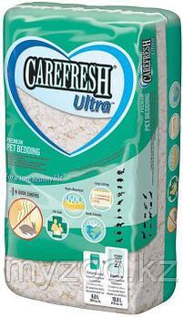 CareFresh ULTRA- наполнитель/подстилка белый на бумажной основе д/птиц и мелких домашних животных (10 л)