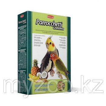 Padovan Корм GRANDMIX Parrocchetti комплексный/основной д/средних попугаев (850г)