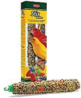 Padovan Лакомство STIX BERRIES палочки ягодные д/канареек (80г)