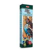 Padovan Лакомство STIX HERBS палочки антистрессовые с травами д/волнистых попугаев и экзотических птиц (80г)