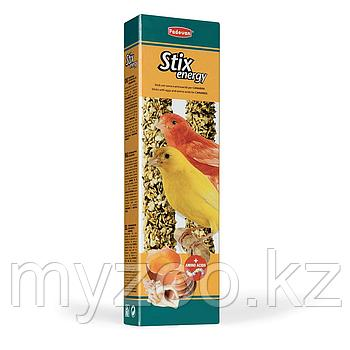 Padovan Лакомство STIX SWEET палочки мед/яйцо д/канареек (80г)