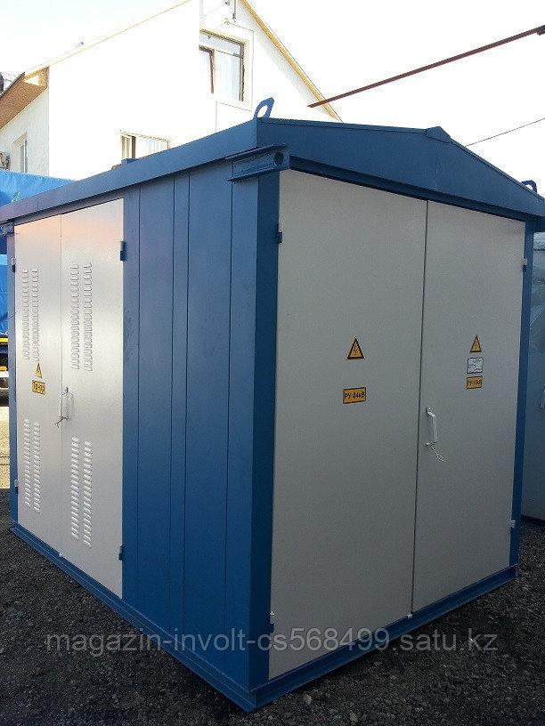 Комплектная трансформаторная посдтанция КТП-ВК (ВВ) 1000/10(6)/0,4 через Автомат