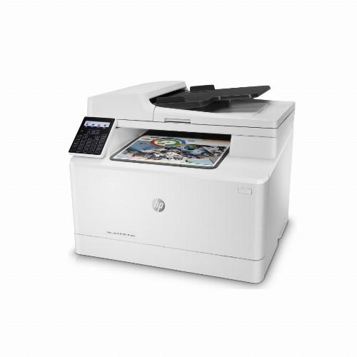 МФУ HP Color LaserJet Pro MFP M181fw (Лазерный, A4, Цветной, USB, Ethernet, Wi-fi, Планшетный) T6B71A