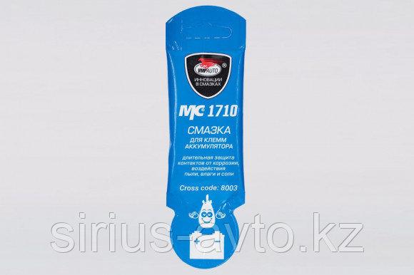 ВМП АВТО Смазка для клемм аккумулятора МС 1710, 10 гр