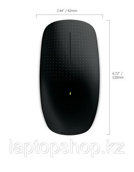 Мышь беспроводная Mouse Microsoft Wireless Touch Mouse