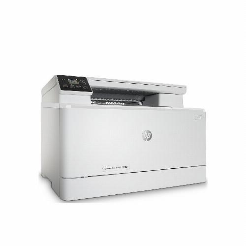 МФУ HP Color LaserJet Pro M180n (Лазерный, A4, Цветной, USB, Ethernet, Планшетный) T6B70A