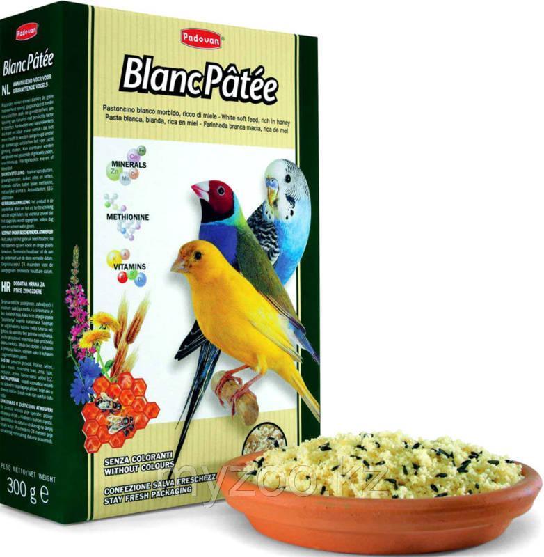 Padovan Корм BLANC PÂTÉE дополнительный/мёд д/декоративных птиц (300г)
