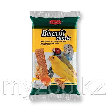 Padovan Лакомство BISCUIT Fruit  бисквиты фрукты/яйцо  д/декоративных птиц (30г)