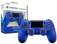 Джойстик на PS4 Синий V2