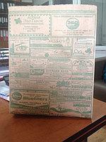 Бумажный пакет на заказ Зеленый