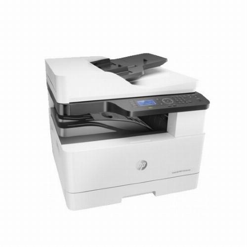 МФУ HP LaserJet M436nda B (Лазерный, А3, Монохромный (черно - белый), USB, Планшетный) W7U02A