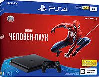 PlayStation 4 SLIM!! 500GB + человек-паук