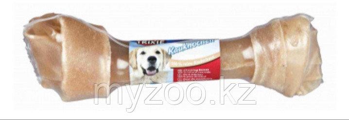 Лакомство для собак. Косточка жильная узловая,Длина 25cm,1шт-180гр.