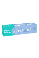 PresiDENT PROFI ORTHO BRACES зубная паста