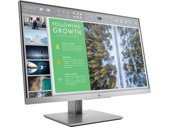 Монитор HP EliteDisplay E243 Monitor, фото 2