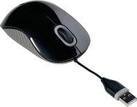 Мышь проводная Mouse Targus AMU76EU Cord-Storing .