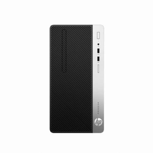 Пк HP ProDesk 400 G6 Micro tower Intel Core i7 8 ядер 8 Гб SSD 256 Гб Windows 10 Pro 7EL81EA