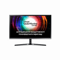 "Монитор Samsung U28H750UQI (28"" / 71,12см, 3840x2160, TN, 16:9, 300 кд/м2, 1 мс, 1000:1, 60 Гц, 1 x HDMI, 1 x"