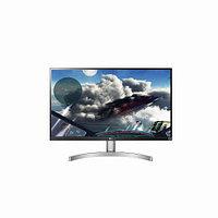 """Монитор LG 27UL600-W (27"""" / 68,58см, 3840x2160, IPS, 16:9, 350 кд/м2, 5 мс, 1000:1, 60 Гц, 2 x HDMI, 1 x"""