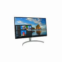 """Монитор LG 27UK850-W (27"""" / 68,58см, 3840x2160, IPS, 16:9, 350 кд/м2, 5 мс, 1000:1, 60 Гц, 1 x HDMI, 1 x"""