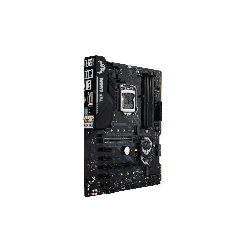 Материнская плата Asus TUF H370-PRO (Standard-ATX, LGA1151, Intel H370, 4 x DDR4, 64 Гб) TUF H370-PRO GAMING