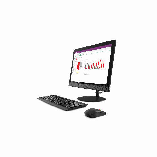 Моноблок Lenovo V130-20IGM (Intel Celeron J4005, 2 ядра, 4 Гб, HDD, 1000 Гб (1Тб), Без SSD, Встроенная