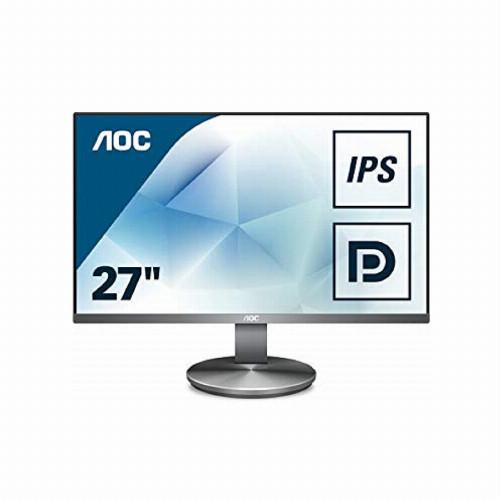 """Монитор AOC I2790VQ/BT (27"""" / 68,58см, 1920 x 1080 (Full HD), IPS, 16:9, 250 кд/м2, 4 мс, 1000:1, 60 Гц, 1 x"""