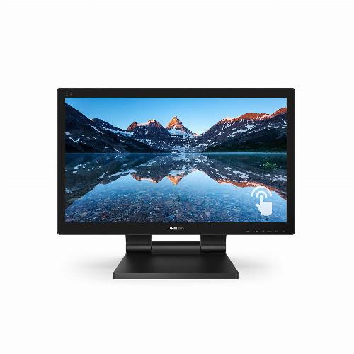 "Монитор Philips 222B9T (21,5"" / 54,61см, 1920 x 1080 (Full HD), TN, 16:9, 250 кд/м2, 1 мс, 1000:1, 60 Гц, 1 x"