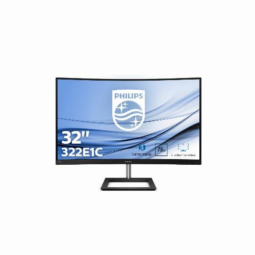 """Монитор Philips 31.5"""" / 80.01см 1920 x 1080 Full HD VA 16:9 250 кд/м2 4 мс 3000:1 75 Гц 322E1C/00"""