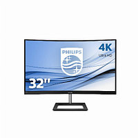 "Монитор Philips 31.5"" / 80.01см 3840x2160 VA 16:9 250 кд/м2 4 мс 2500:1 60 Гц 1 x HDMI 1 x Display Port Черный"