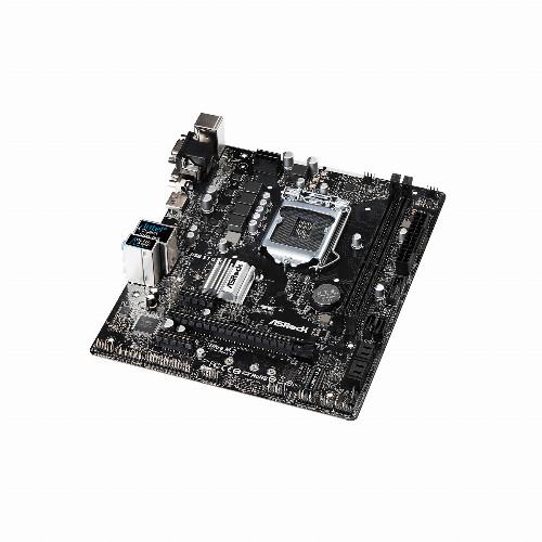 Материнская плата ASRock B360M-HDV (Micro-ATX, LGA1151, Intel B360, 2 x DDR4, 32 Гб) B360M-HDV