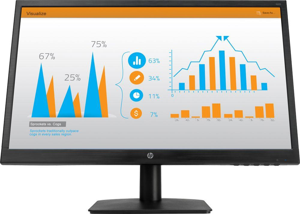 Монитор HP N223 Monitor