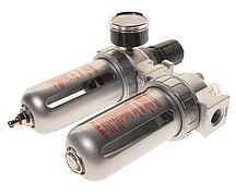 "JTC Лубрикатор 3/8"" с металлическим переключателем, 250PSI, 2500л/мин., 125мл JTC"