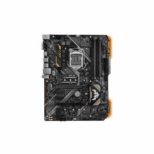 Материнская плата Asus TUF B360-PLUS GAMING (Standard-ATX, LGA1151, Intel B360, 4 x DDR4, 64 Гб) TUF B360-PLUS