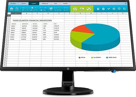Монитор HP N246v Monitor, фото 2