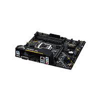 Материнская плата Asus TUF B360M-PLUS GAMING (Micro-ATX, LGA1151, Intel B360, 4 x DDR4, 64 Гб) TUF B360M-PLUS