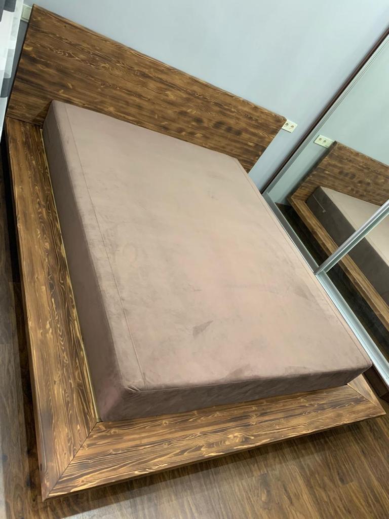 Корпус кровати в стиле Loft