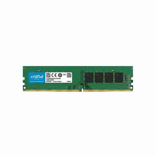 Оперативная память (ОЗУ) Crucial CT16G4DFD8266 (16 Гб, DIMM, 2666 МГц, DDR4, non-ECC, Unregistered)