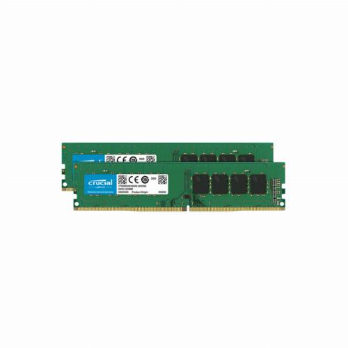 Оперативная память (ОЗУ) Crucial CT2K16G4DFD8266 (32 Гб, DIMM, 2666 МГц, DDR4, non-ECC, Unregistered)