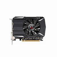 Видеокарта ASRock PHANTOM GAMING RADEON RX550 2Gb (AMD, 2 Гб, GDDR5, 128 бит, PCI-E 3.0 x 16, 1 x DVI-D, 1 x