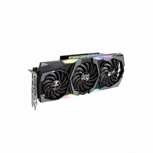 Видеокарта MSI GeForce RTX 2080 GAMING X TRIO (Nvidia, 8 Гб, GDDR6, 256 бит, PCI-E 3.0 x 16, 1 x HDMI, 2 x