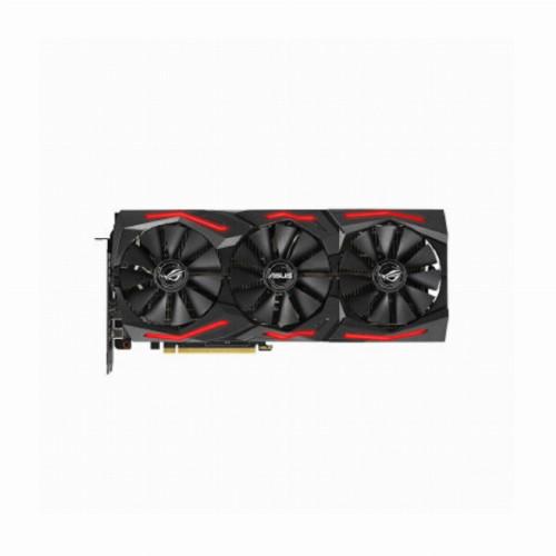 Видеокарта Asus ROG-STRIX-RTX2060S-O8G-GAMING (Nvidia, 8 Гб, GDDR6, 256 бит, PCI-E 3.0 x 16, 2 x HDMI, 2 x