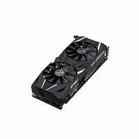 Видеокарта Asus DUAL-RTX2060-O6G (Nvidia, 6 Гб, GDDR6, 192 бит, PCI-E 3.0 x 16, 1 x DVI-D, 2 x HDMI, 2 x